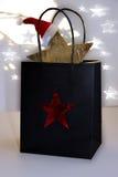 Present bag Royalty Free Stock Image