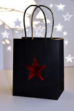 Present bag Stock Images