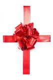 Present with bow Stock Photography