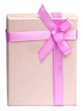 Present box Royalty Free Stock Photos