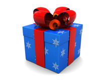 Present box Royalty Free Stock Photography