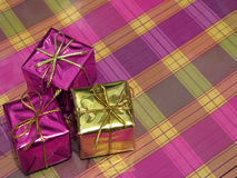 Present box Royalty Free Stock Images