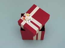 Present box Stock Image