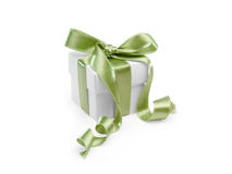 Present Box Stock Photography