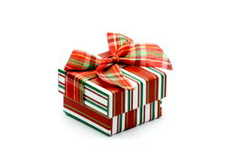 Present box banner icon Royalty Free Stock Photography