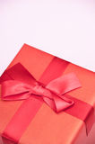 Present box Royalty Free Stock Photo