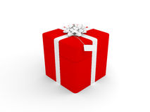 Present box (more variants on my portfolio) Royalty Free Stock Photos