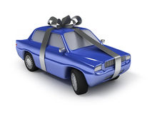 Present car Royalty Free Stock Image