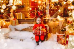 Present for child stock images