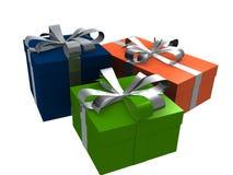 Present, gift Stock Photos