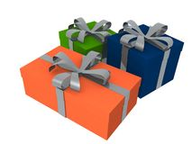 Present, gift Royalty Free Stock Image