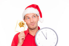 Present man Stock Photography