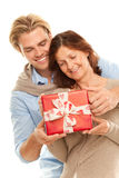 Present for mother Stock Photography