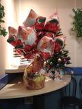 Present. New year / Christmas present Stock Image