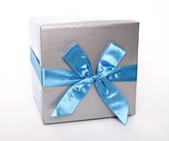Present ribbon Stock Photography