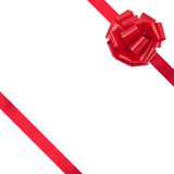 Present with ribbon and bow Stock Images