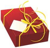 Present, ribbon,card. Vector Stock Photos