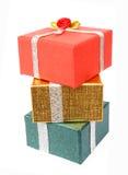 Present Stack Stock Photo