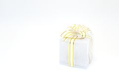 Present on white background Stock Image