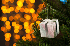 Present for X-mas Stock Images