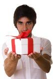 A present for you Stock Photos