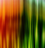 Presentación anaranjada viva vertical del negocio de las Líneas Verdes Imagen de archivo