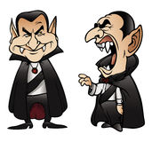 Presentación de Dracula Fotografía de archivo libre de regalías