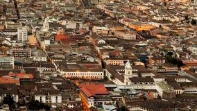 Presentación de la capital de Quito metrajes