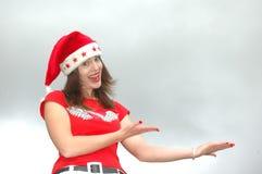 Presentación de la Navidad Fotos de archivo