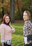 Presentación de las hermanas fotos de archivo libres de regalías