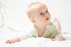 Presentación del bebé Imagen de archivo libre de regalías
