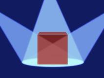 Presentación del nuevo producto Imagen de archivo