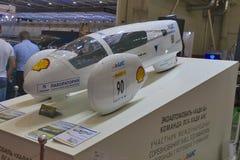 Presentación experimental del modelo del coche de Khadi 34,  Fotografía de archivo