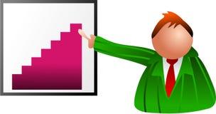 Presentatie Stock Foto's