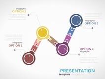 presentatie Royalty-vrije Stock Foto's
