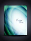 Presentatie van creatieve collectieve vlieger of dekking Royalty-vrije Stock Foto's