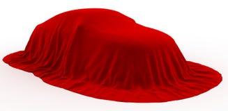 Presentatie van de nieuwe auto Stock Afbeeldingen