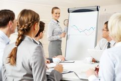 Presentation Stock Photography