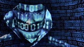 Presentation av en en hacker arkivfilmer