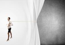 Presentation av idéer fotografering för bildbyråer