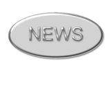 Presentation Business Button News vector illustration