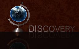 Presentation Business Discovery. Presentation Business, Discovery, the World Royalty Free Stock Images