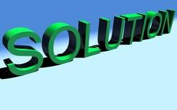 Presentation Business Solution Stock Photo