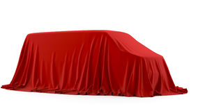 Presentation of the car Stock Photo