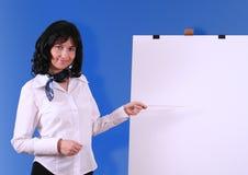 Presentation of idea Stock Photos