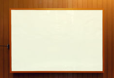 Presentation, information or content, mock up blank frame background Stock Photo