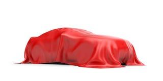 Presentation of the new car Stock Photos