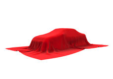 Presentation of the New Car Royalty Free Stock Image