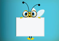 Presentation Pose- Bee Stock Photos