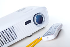 Presentation Projector Royalty Free Stock Photos